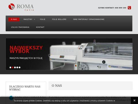 Folie warszawa - Roma Folie