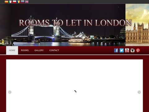 Rooms to let London
