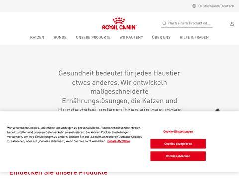 Indywidualne potrzeby zwierz膮t - royalcanin.pl