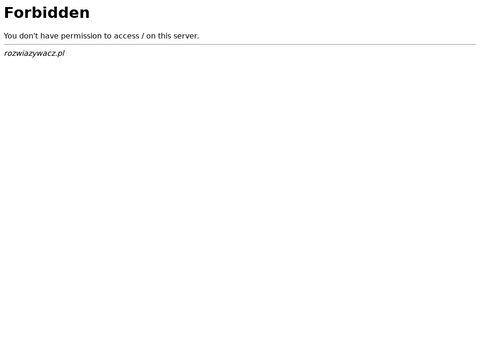 Alimenty Rozwiazywacz.pl