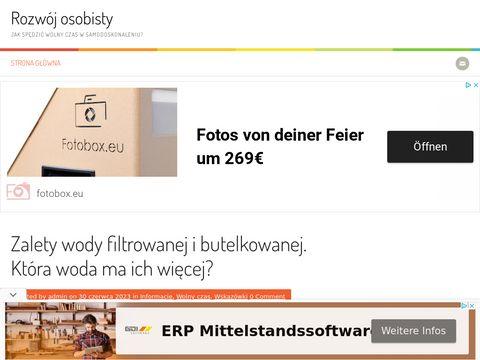 Http://rozwojosobisty.net.pl/ - rozwój osobisty