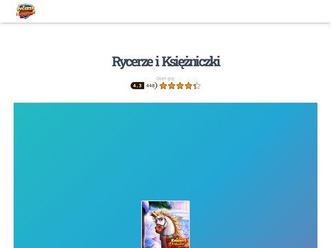 Rycerze i Księżniczki gra online