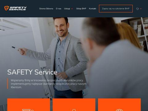 SAFETY Service - Krakowskie Centrum BHP - Szkolenia BHP - Obsługa Firm