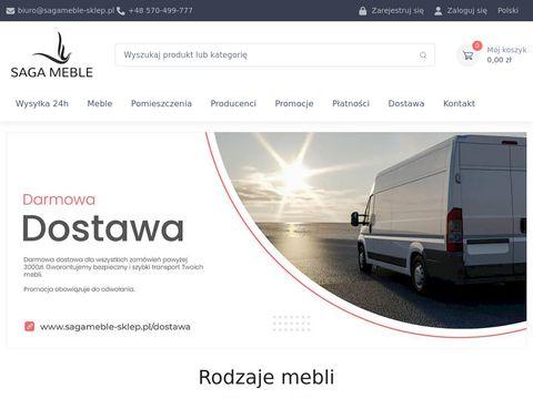 Meblościanki młodzieżowe - sagameble-sklep.pl