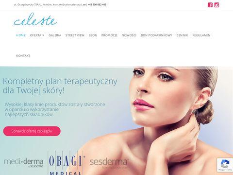 Salon kosmetyczny Celeste Krak贸w - Fotoodm艂adzanie T3