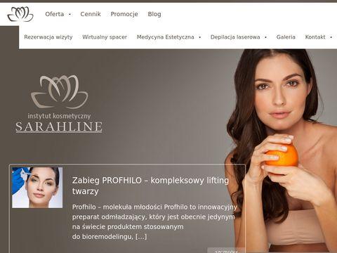 Sarahline - salon kosmetyczny Gliwice, Zabrze