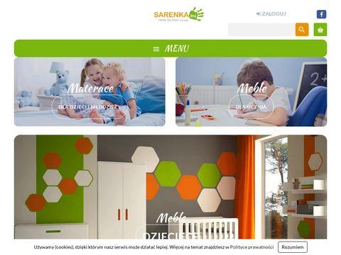 Sarenka.eu - kołdry i poduszki
