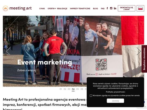 See4Business - Eventy, organizacja imprez, agencja eventowa Kraków