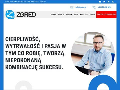 Blog ZGreda