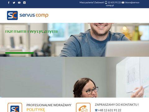 Servus Comp sklep internetowy