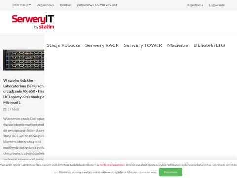 RozwiÄ…zania IT dla biznesu - serweryit.pl