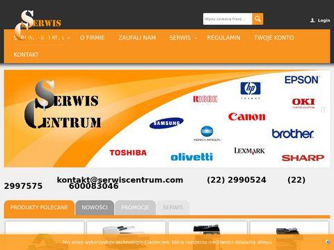 Serwis Centrum - serwis laptopów