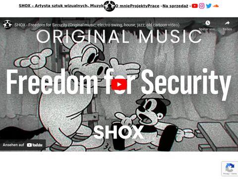 www.shox.pl - Oficjalna strona tw贸rcy