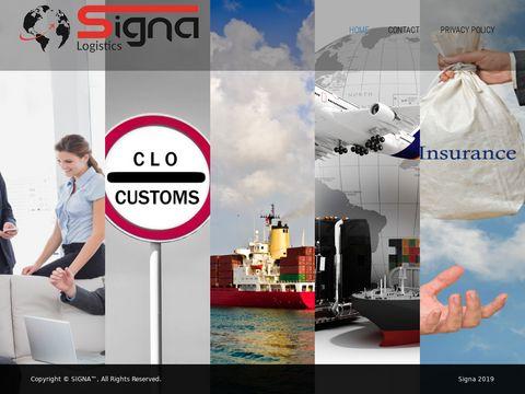 Signa - Agencja Celna, Ubezpieczenia, WPT,
