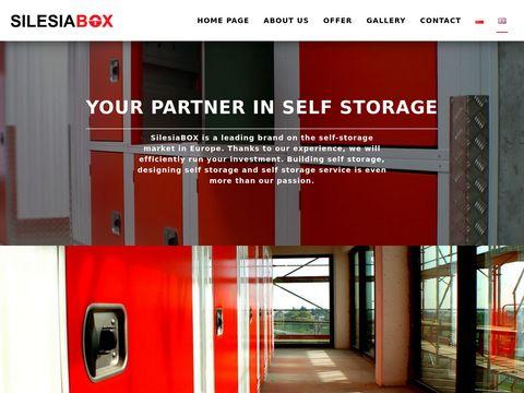 Samoobsługowe magazyny Self Storage