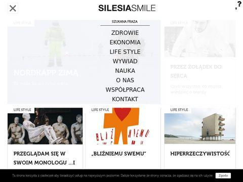 Katowickie czasopismo silesiasmile o firmach na ÅšlÄ…sku