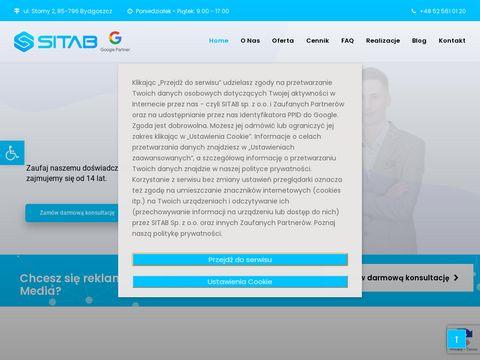 Pozycjonowanie Bydgoszcz i Toru艅 - Agencja Interaktywna SITAB