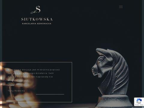 Adwokat Klaudia Siutkowska Poznan, Åšrem