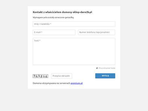 Sklep-dare2b.pl