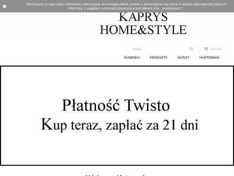 HOME & STYLE - stylowe dodatki do domu