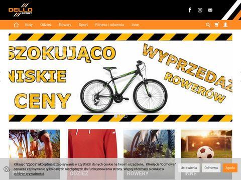 Odzie偶 sportowa - sklep internetowy