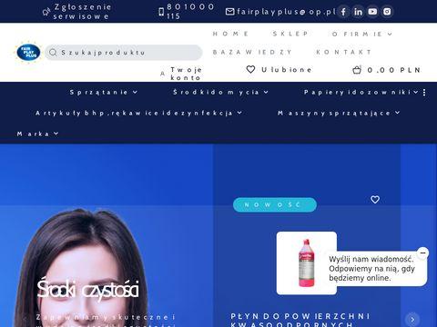 Maszyny sprz膮taj膮ce - sklep.fairplayplus.pl