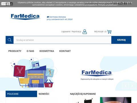 Sklep medyczny - od cewników i chodzików po pieluchomajtki