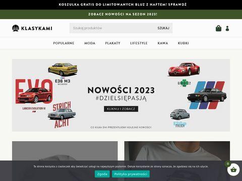 WyjÄ…tkowa koszulka bmw - sklep.klasykami.pl