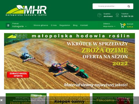 Sklep.mhr.com.pl buraki pastewne