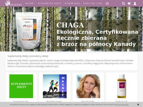 Kosmetyki naturalne sklep