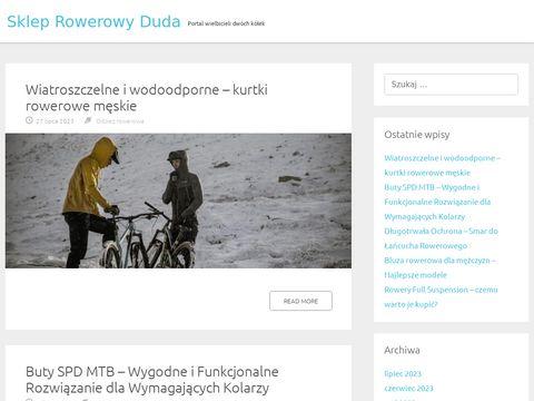 BANASZEK DUDA COMPANY rowery dzieciÄ™ce