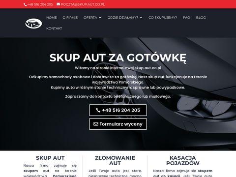 Skup aut Gdańsk