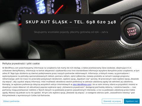 Blog motoryzacyjny na temat skupu samochodów