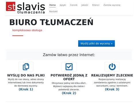 TÅ'umaczenia techniczne - slavis.net