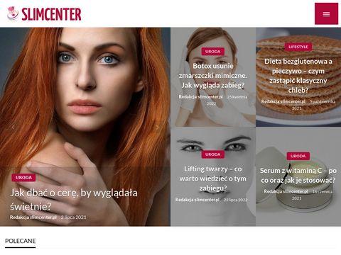 SLIMCENTER porady dietetyka online