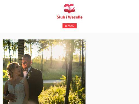 ŚLUBY I WESELE sale weselne koło Poznania