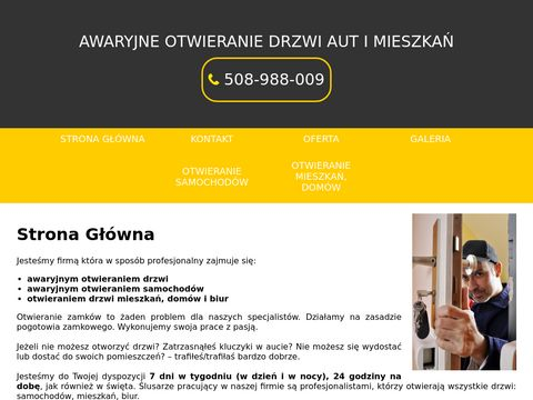 BK serwis - pogotowie zamkowe Łódź 24h