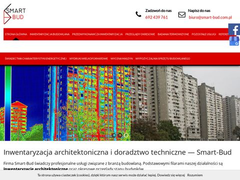 Www.smart-bud.com.pl Å›wiadectwo charakterystyki