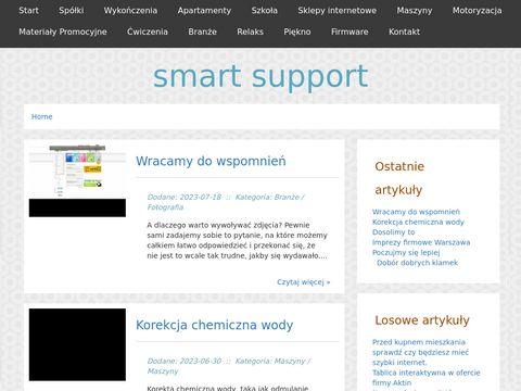 SMART SUPPORT pogotowie komputerowe skierniewice