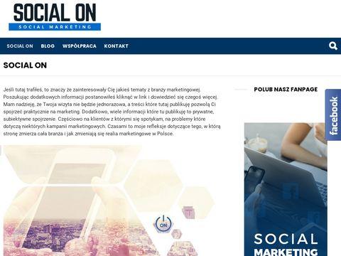 Platforma marketingowa online