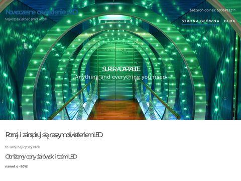 OÅ›wietlenie LED