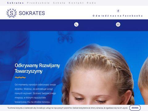 Sokrates.gda.pl przedszkole gdansk