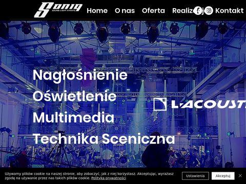 Nagłośnienie i organizacja imprez Śląsk, Zabrze