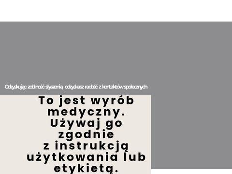Aparat s艂uchowy Bydgoszcz