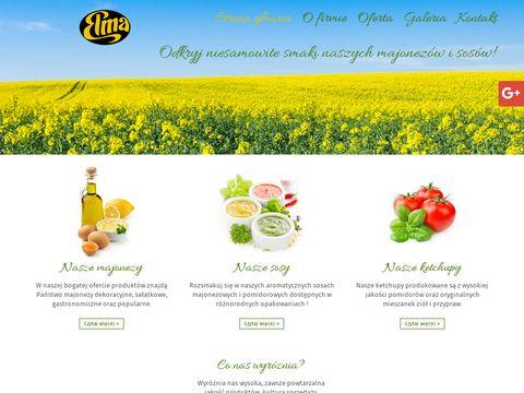ELMA Producent sosów