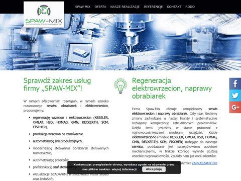 Cnc serwis - spaw-mix.pl