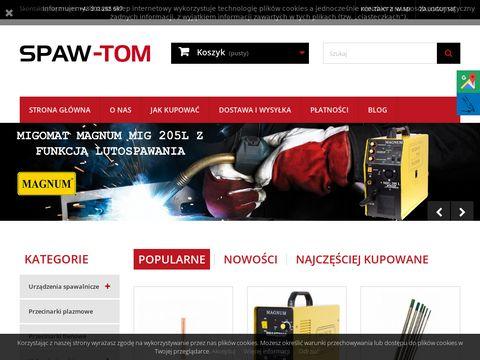 Spawtom.pl Spawarki online