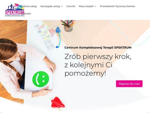 Psycholog dzieci臋cy - spektrum.edu.pl