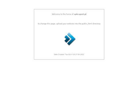SPIN Akcesoria dla Trenerów sprzęt treningowy i drabinki koordynacyjne