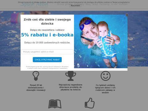 Splash About - produkty na basen i pla偶臋 dla dzieci i niemowl膮t